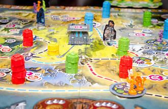 Настольная игра Lords of Xidit, фото 3
