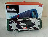 Портативная Bluetooth колонка JBL Charge 3 камуфляж, фото 3