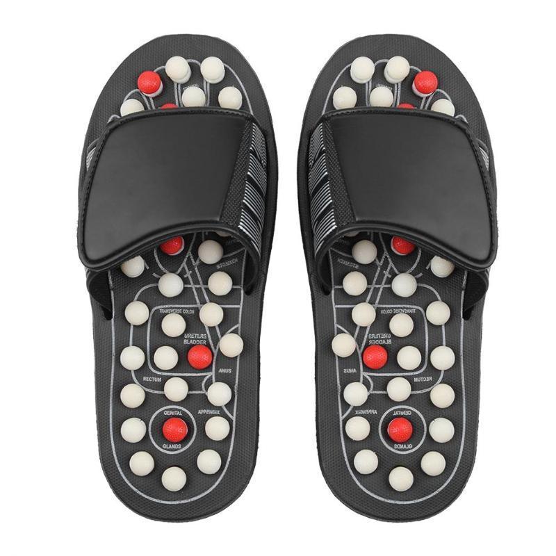 Рефлекторные массажные тапочки Massage Slipper - размер S