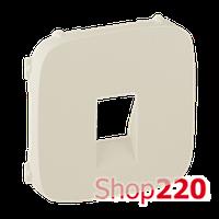 Накладка аудио розетки, слоновая кость, Valena 755366 Legrand