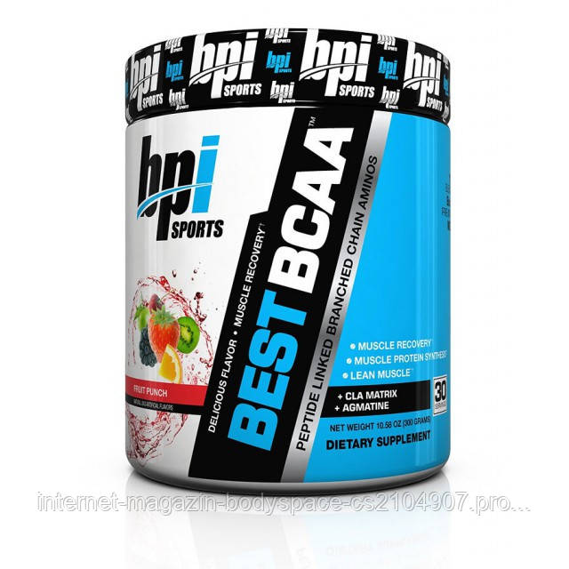 BPI Sports, Бцаа Best BCAA, 300 грамм