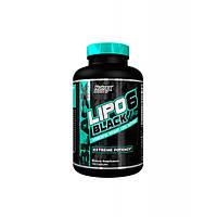 Nutrex Research, Жиросжигатель Lipo-6 Black Hers, 120 капсул
