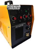 Сварочный полуавтомат KAISER MIG-305 2в1 инверторный, фото 3