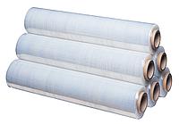 Стрейч пленка первичная (упаковочная) 17 мкм х 500 мм х 3кг.
