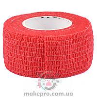 Бандаж красный 25 мм