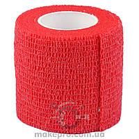 Бандаж красный 50 мм