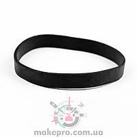 Бандажные резинки чёрные (50 шт) широкие