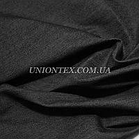 Ткань джинс плотный черный