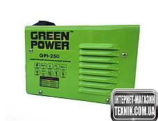 Зварювальний інвертор GREEN POWER GPI-250, фото 3