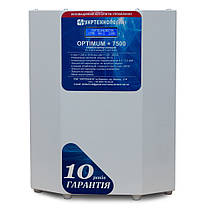 Стабилизатор напряжения Укртехнология Optimum 7500 (1 фаза, 7.5 кВт), фото 2