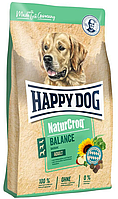 Корм для собак сухой Happy Dog Premium Natur Croq Balance Хеппи Дог Натур Крок Баланс