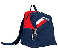 Рюкзак детский Errea Flyn Rucksack Kid (DA0O0Z-2060) Dark Blue/Red