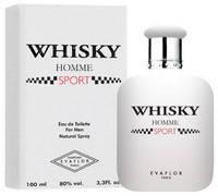 Туалетная вода Whisky Homme Sport edt 100ml