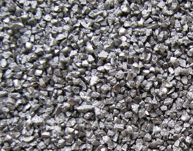 Дробь стальная колотая ГОСТ 11964-81 2.2