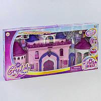 Замок принцессы 16398 B (4) звуковые эффекты, подсветка, в коробке