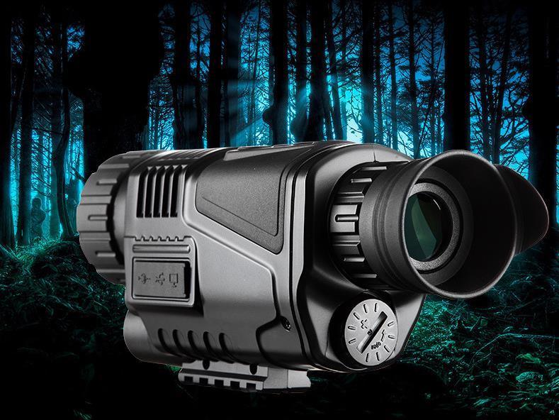 Цифровой прибор ночного видения  5x35 Digital Night Vision