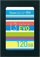 "Накопитель SSD 120GB Team L3 EVO 2.5"" SATA3III TLC (T253LE120GTC101)"