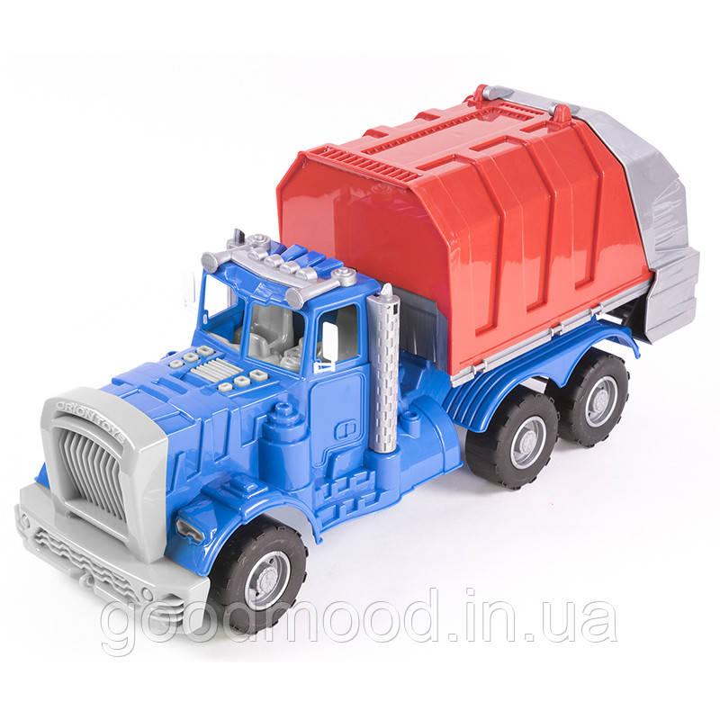 Авто FS 2 сміттєвоз
