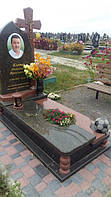 Памятники з фотокераміка, кераміка на могилу