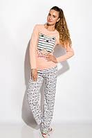 Пижама женская 317F086 (Розовый), фото 1