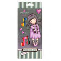 Карандаши 12/24 цв. Santoro Little Song 290565