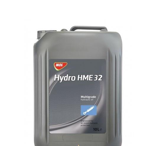 Масло гидравлическое MOL Hydro HM 32 10 л