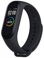 Фитнес-трекер M4 Fitnes Tracker Smart Black