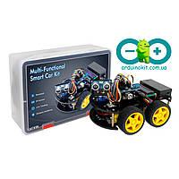 Стартовый набор Arduino машинка