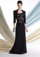Платье с болеро   - Alexandra