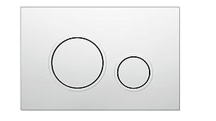 Панель смыва Twin White, фото 2