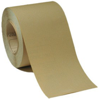 """Абразивная бумага для """"сухого"""" шлифования в рулонах без пылеотвода, конфигурация: 255P, размер: 115 мм * 50 м , зерно: P240 (04394)"""