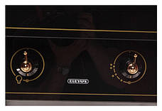 Кухонна витяжка Eleyus Класик LED А 1000 BG / 60 (чорна), фото 3