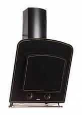 Кухонная вытяжка Eleyus Классик LED А 1000 BG / 60 (черная), фото 3