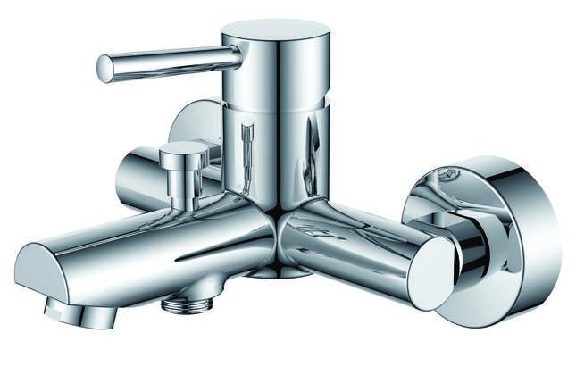 Orion смеситель однорычажный для ванны 35 мм, фото 2