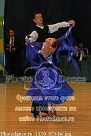 Платье для спортивных бальных танцев - стандарт