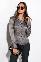 Блуза женская 118P096 (Черно-белый), фото 1