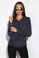 Рубашка женская 118P060-1 (Синий), фото 1