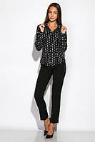 Рубашка женская 118P060-1 (Черный), фото 1