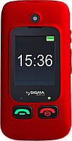 Sigma mobile Comfort 50 Shell Duo black-red UA