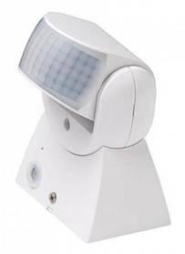Датчик движения инфракрасный Lemanso LM633/652 180* белый IP44 Код.58420