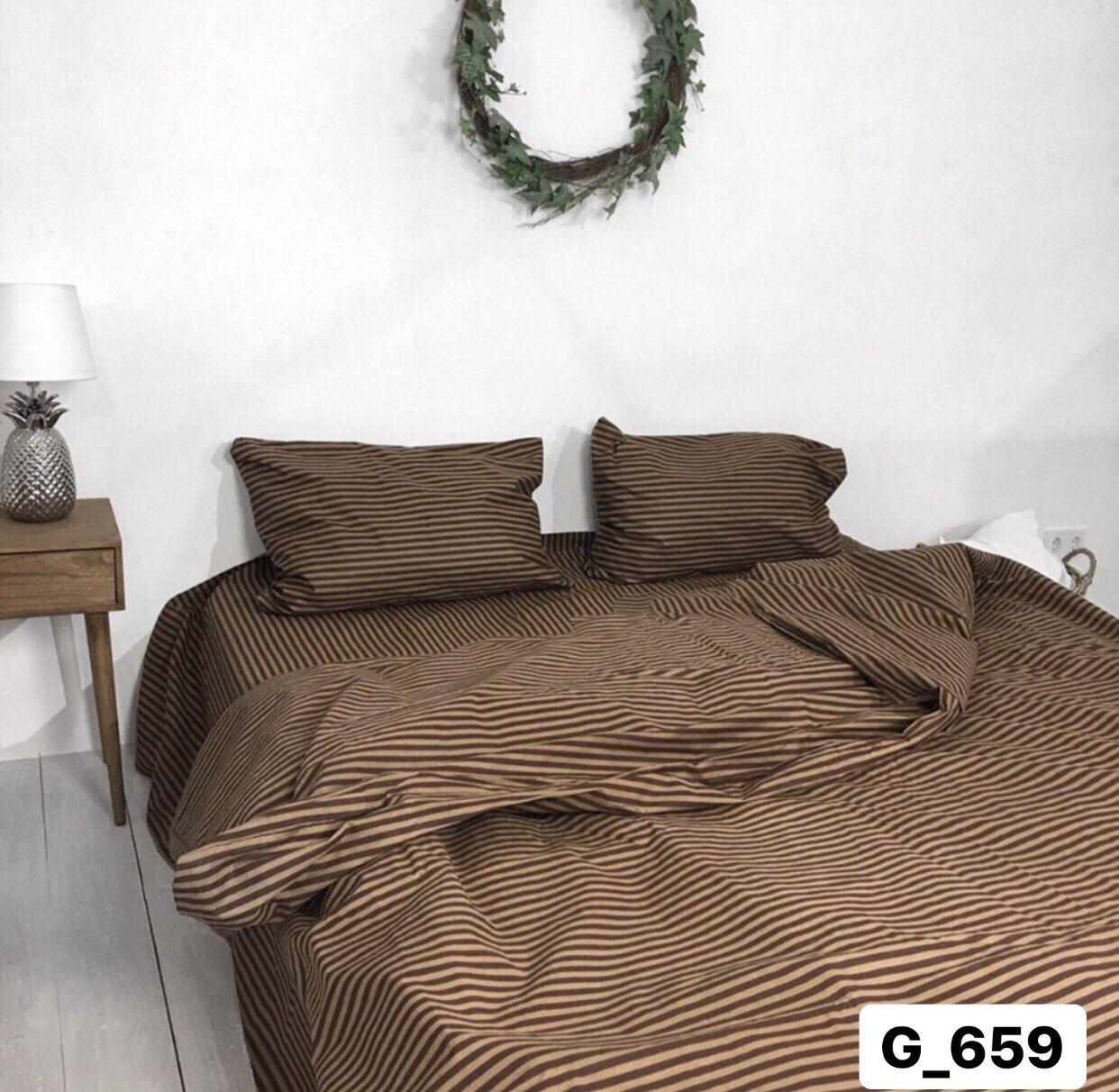 Двуспальное постельное бельё