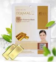 Тканевая маска с золотом Dermal