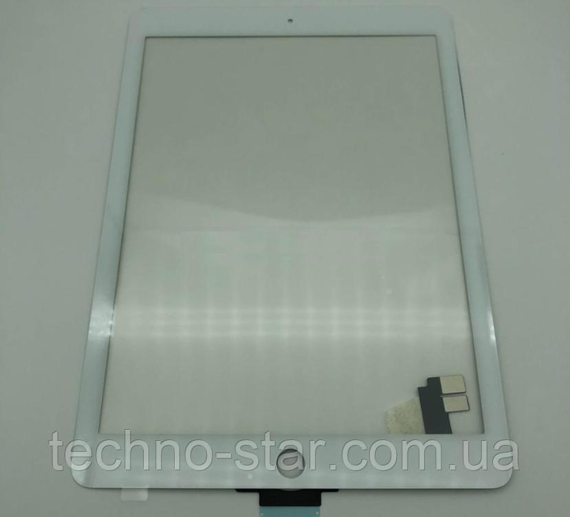 Оригинальный тачскрин / сенсор (сенсорное стекло) для Apple iPad 6 | Air 2 (белый цвет)