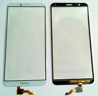 Оригинальный тачскрин / сенсор (сенсорное стекло) для Huawei Honor 7X (BND-L21) (белый цвет)