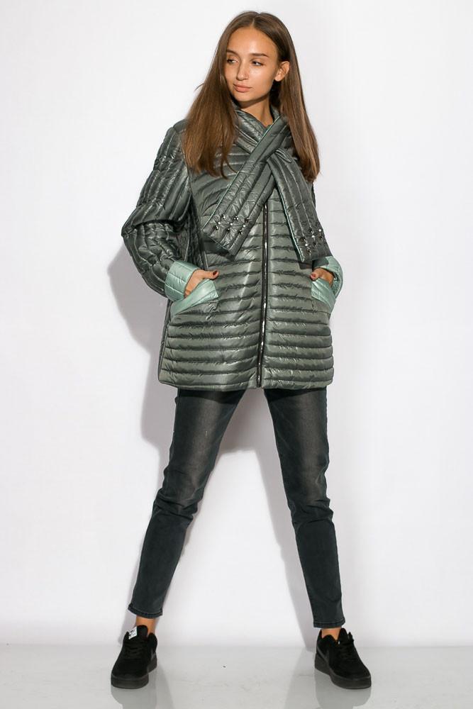 Оригинальная женская куртка с капюшоном