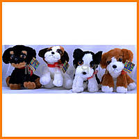 Мягкие игрушки собачки  | Мягкие игрушки  собаки спаниэли терьеры