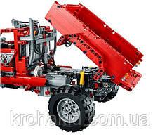 """Конструктор Decool 3362 """"Тюнингованный пикап 2в1""""  (аналог Lego Technic 42029), 1063  дет, фото 3"""