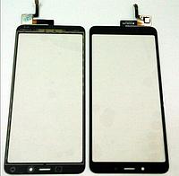 Оригинальный тачскрин / сенсор (сенсорное стекло) для Xiaomi Redmi 6 | Redmi 6A (черный цвет)