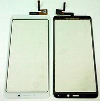 Оригинальный тачскрин / сенсор (сенсорное стекло) для Xiaomi Redmi 6   Redmi 6A (белый цвет)