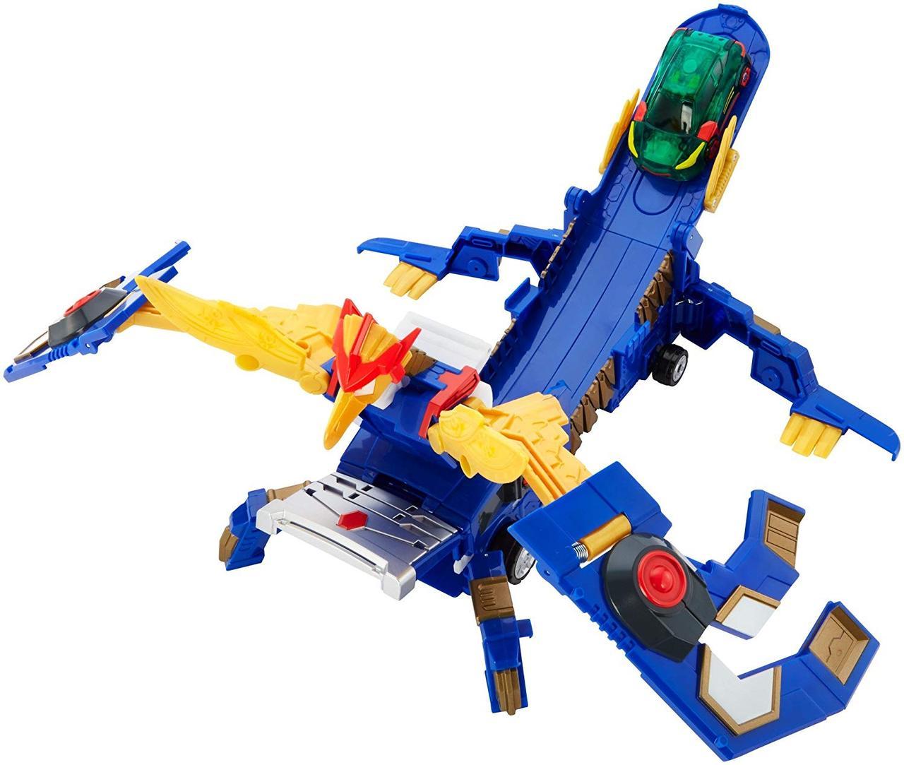 Машинка-трансформер Мекард Мега Торрикс Mecard Mega Torrix Figure, Mattel. Оригинал из США